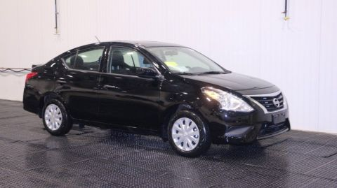 2018 Nissan Versa S Auto #11418......... 2 or More Available at This Price