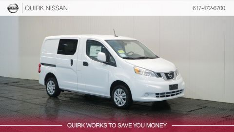 New 2018 Nissan NV200 Compact Cargo SV