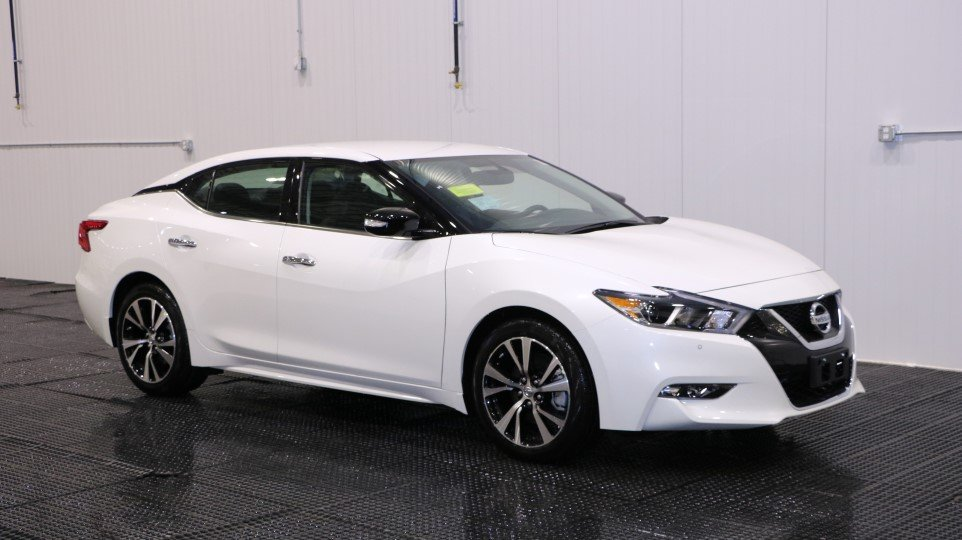 New 2018 Nissan Maxima Sv 4dr Car In Quincy Ns39381 Quirk Nissan