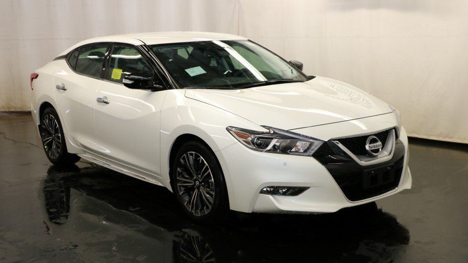 2017 Nissan Maxima SV CVT W/ Navigation #16217....... 2 Or More Available at This Price