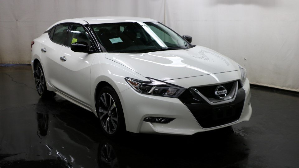 2017 Nissan Maxima S CVT W/ Navigation #16117....... 2 Or More Available at This Price