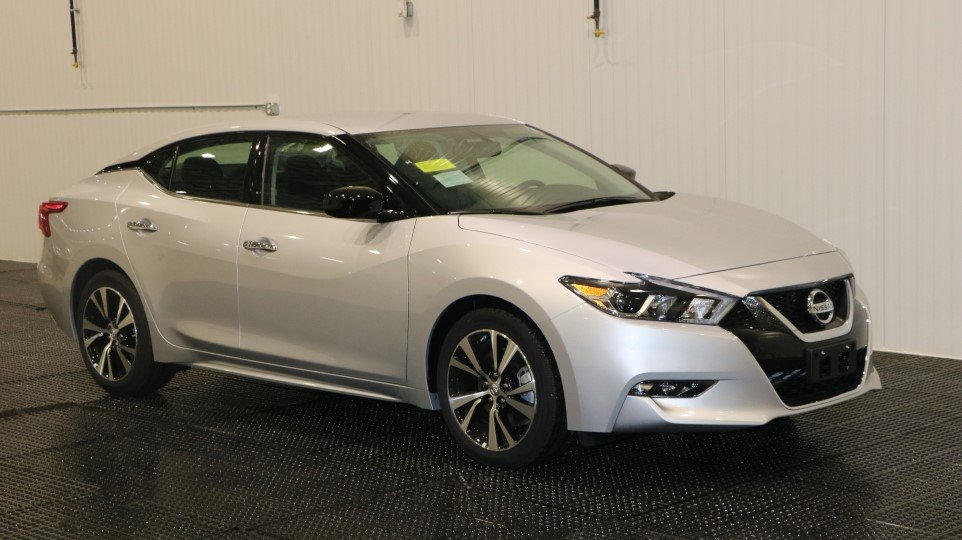 2018 Nissan Maxima S CVT W/ Navigation #16118....... 2 Or More Available at This Price