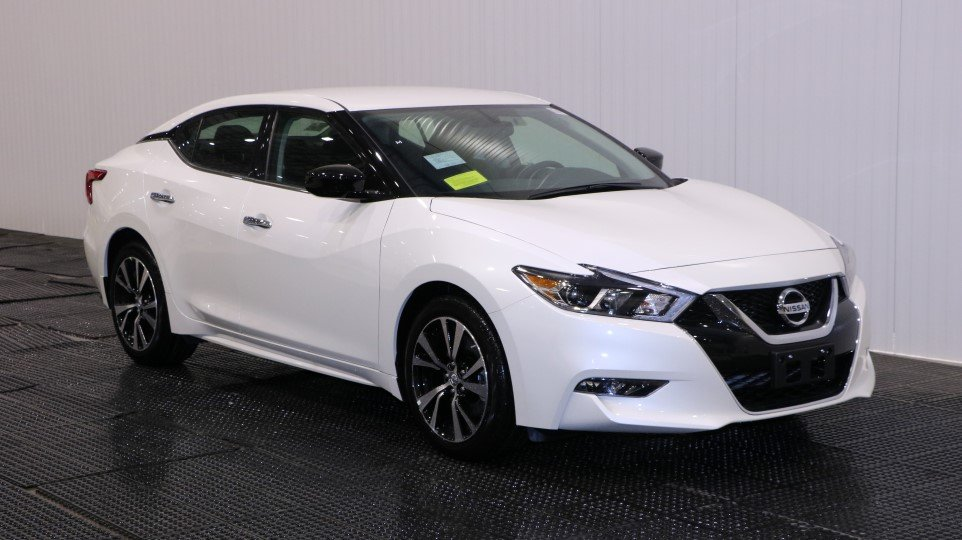 New 2018 Nissan Maxima S 4dr Car In Quincy Ns39350