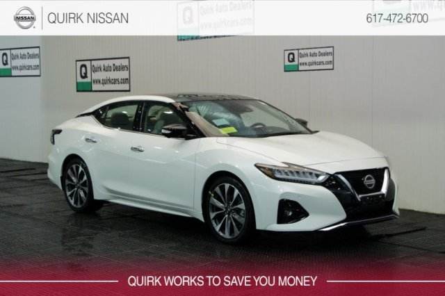 New 2019 Nissan Maxima Platinum 4dr Car In Quincy Ns41305 Quirk