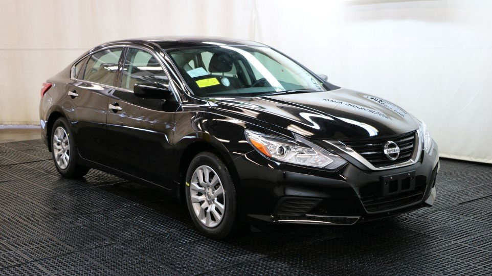 2017 Nissan Altima 2.5 S CVT  #13117....... 2 Or More Available at This Price