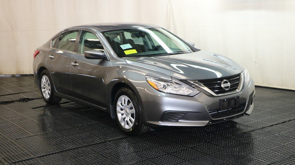 2017 Nissan Altima 2.5 S CVT  #14117....... 2 Or More Available at This Price