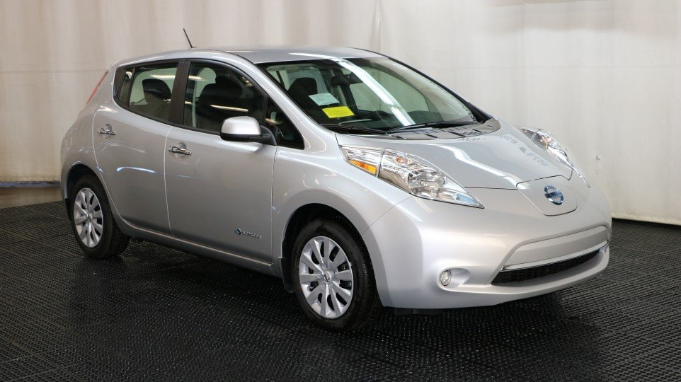 2017 Nissan Leaf S #17017......... 2 or More Available at This Price