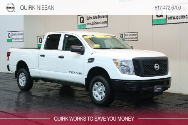 Certified Pre-Owned 2017 Nissan Titan XD S