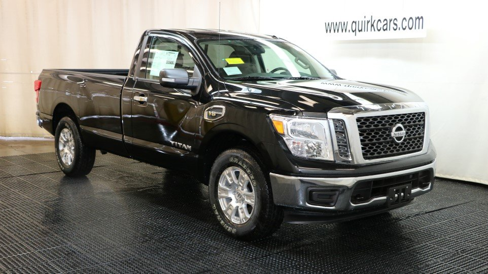 2017 Nissan Titan SC 4X4 SV AUTO 4X4  #36217....... 2 or More Available at This Price