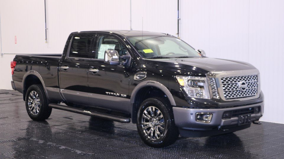 new 2017 nissan titan xd platinum reserve crew cab pickup in quincy ns39243 quirk nissan. Black Bedroom Furniture Sets. Home Design Ideas