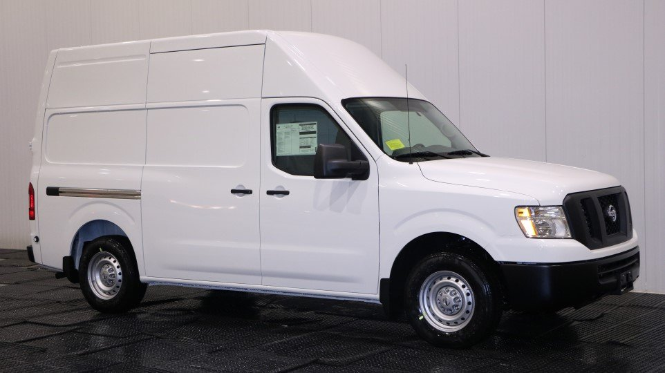 2018 Nissan NV 2500 S Cargo High Roof Van #62118......... 2 or More Available at This Price