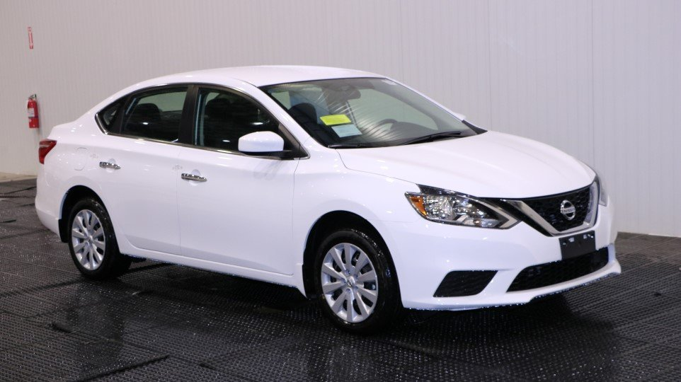 2018 Nissan Sentra S CVT #12018........ 2 or More Available at This Price