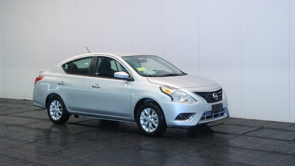 New 2018 Nissan Versa SV 4dr Car in Quincy #NS39778 | Quirk Nissan