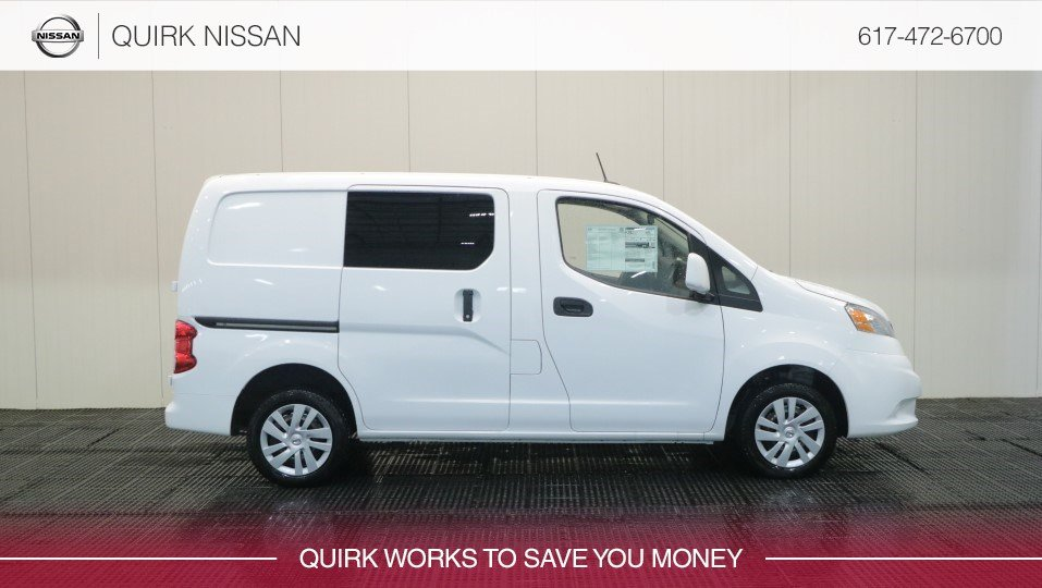 New 2018 Nissan Nv200 Compact Cargo Sv Mini Van Cargo In Quincy