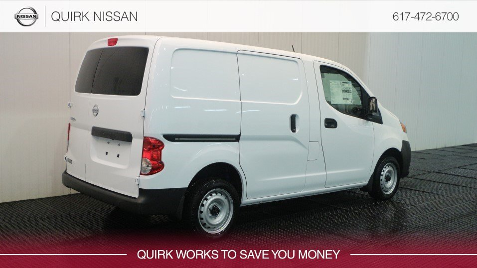 New 2019 Nissan Nv200 Compact Cargo S Mini Van Cargo In Quincy