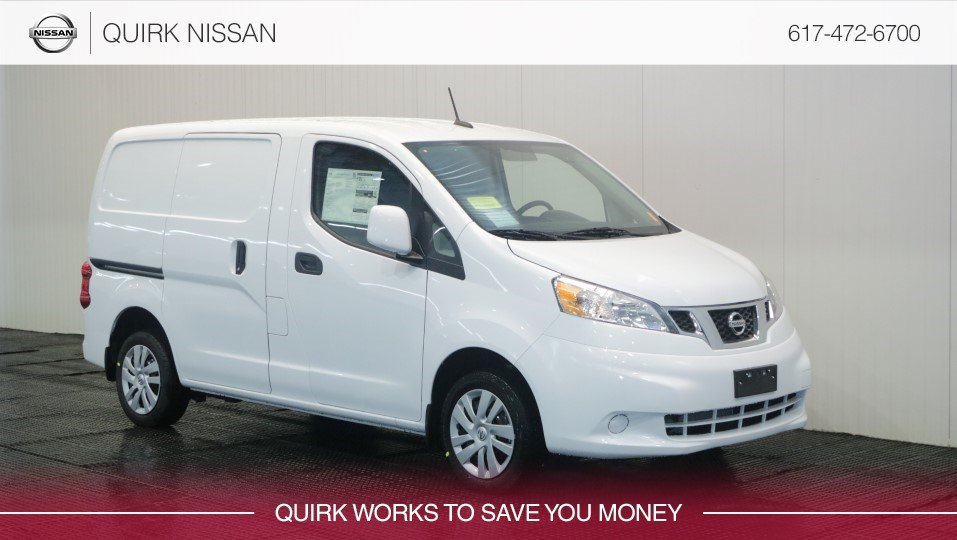New 2019 Nissan Nv200 Compact Cargo Sv Mini Van Cargo In Quincy
