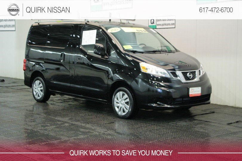 Pre-Owned 2017 Nissan NV200 Compact Cargo SV