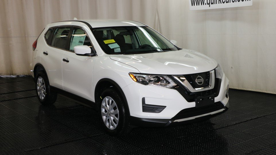 2017 Nissan Rogue S AWD CVT   #29217...... 2 or More Available at This Price