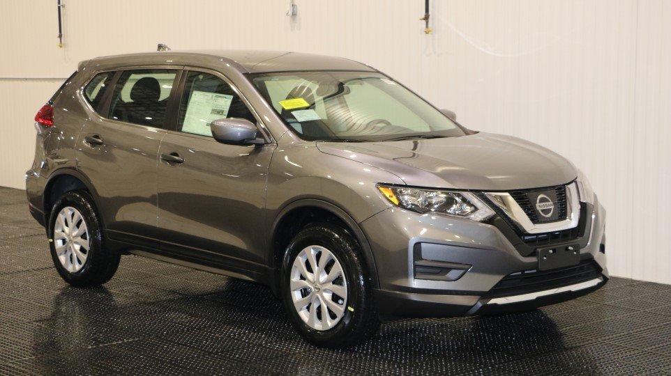 2018 Nissan Rogue S AWD CVT   #22018...... 2 or More Available at This Price
