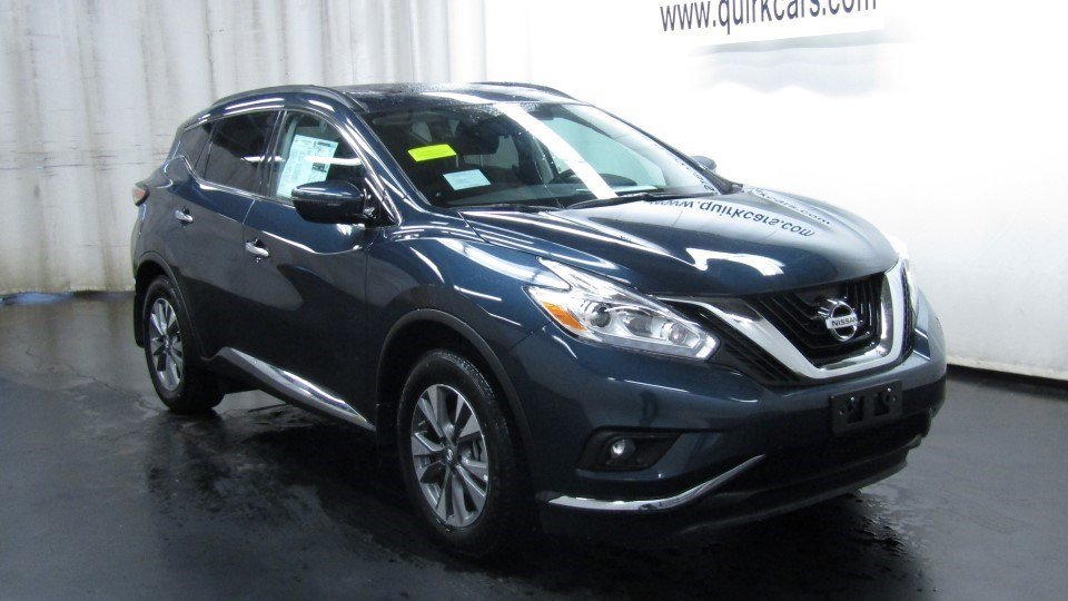 new 2017 nissan murano sv sport utility in quincy ns37469 quirk nissan. Black Bedroom Furniture Sets. Home Design Ideas