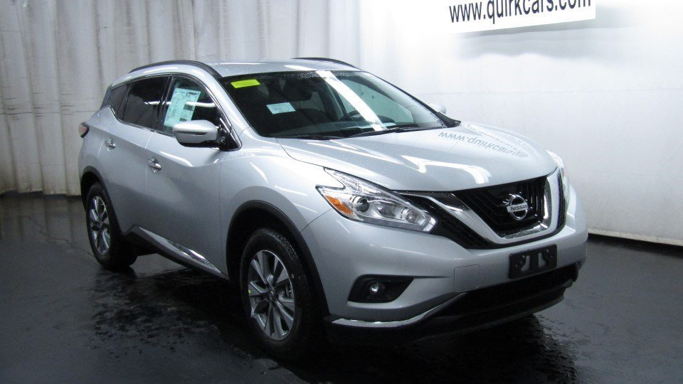 new 2017 nissan murano sv sport utility in quincy ns37484 quirk nissan. Black Bedroom Furniture Sets. Home Design Ideas