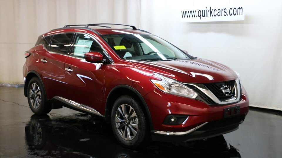 new 2017 nissan murano sv sport utility in quincy ns38507 quirk nissan. Black Bedroom Furniture Sets. Home Design Ideas