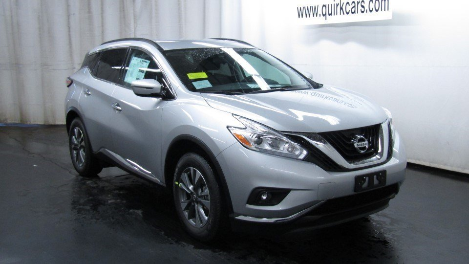 new 2017 nissan murano sv sport utility in quincy ns37485 quirk nissan. Black Bedroom Furniture Sets. Home Design Ideas