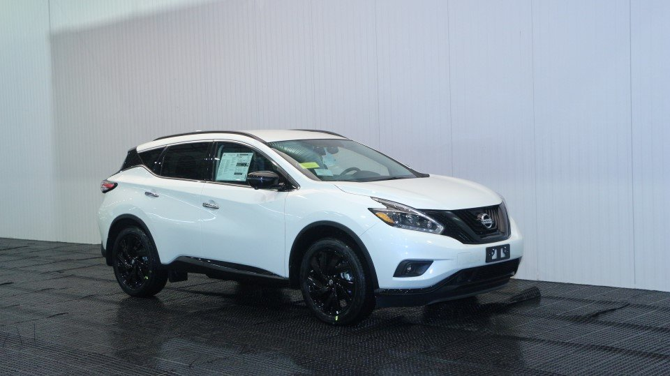 New 2018 Nissan Murano SL Sport Utility in Quincy #NS39816 | Quirk ...