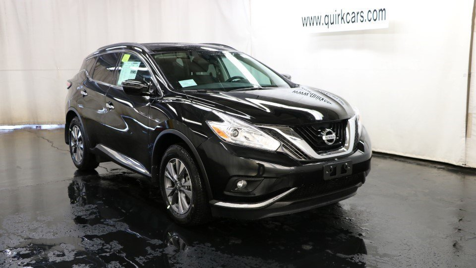 new 2017 nissan murano sv sport utility in quincy ns37886 quirk nissan. Black Bedroom Furniture Sets. Home Design Ideas