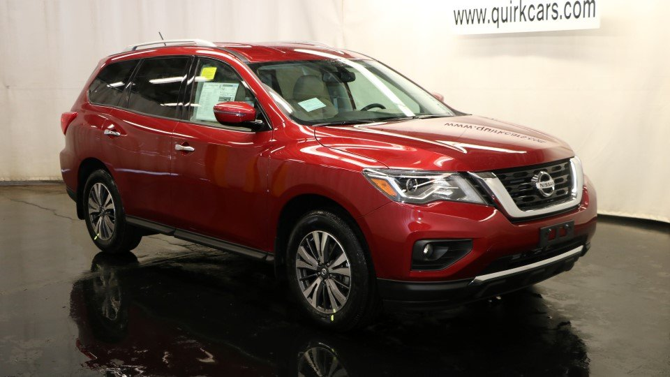 2017 Nissan Pathfinder SV 4WD #25217......... 2 or More Available at This Price