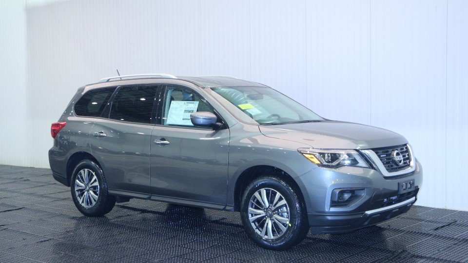 2018 Nissan Pathfinder S 4WD #25018......... 2 or More Available at This Price