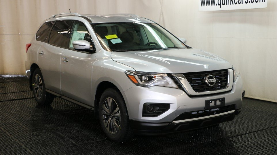 2017 Nissan Pathfinder S 4WD #25017......... 2 or More Available at This Price