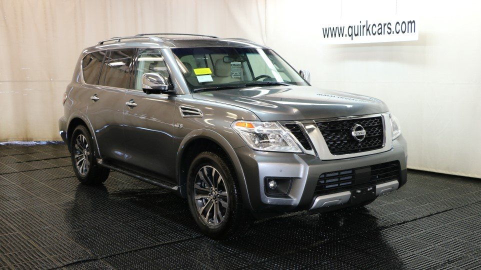 2017 Nissan Armada SL 4WD #26417.......2 or More Available at This Price