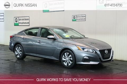 New Nissan Altima Lease Offers and Best Prices | Quirk Nissan