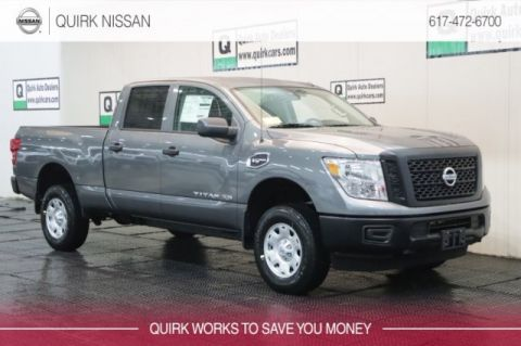 New Nissan Titan XD Lease Offers and Best Prices | Quirk Nissan