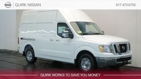 New 2018 Nissan NV Cargo SL
