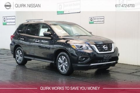New Nissan Pathfinder Lease Offers and Best Prices | Quirk Nissan